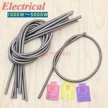 Electric-Heater Coil Wire-Furnace Heating-Element 4000W 1500W 220V 1PC 300W 600W 800W