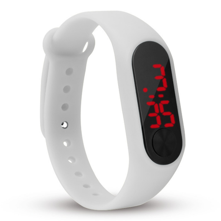 Simple women watch Hand Ring Watch Led Sports 2021