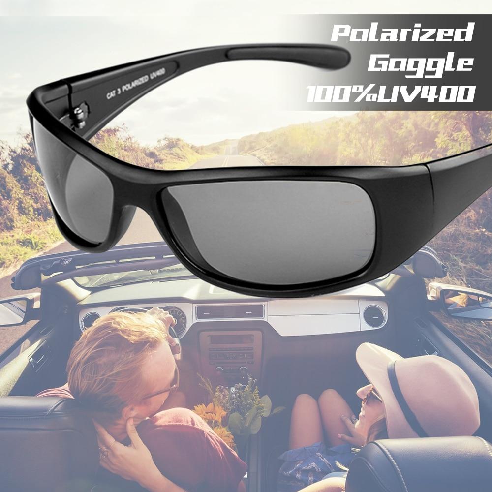 POLARSNOW 2020 New Fashion Sport Sunglasses Men Polarized UV400 Coating Mirrored Driving Fishing Sun Glasses Oculos PS8604