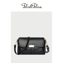 FELIX&FELICIA Brand PU leather shoulder bags for women 2019 female retro crossbody small flap bag ladies messenger buckle