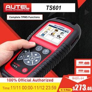 Image 1 - Autel maxitpms TS601診断ツール車tpmsツールOBD2スキャナ自動車ツールアクティブタイヤセンサーtpmsキープログラマーコードリーダー