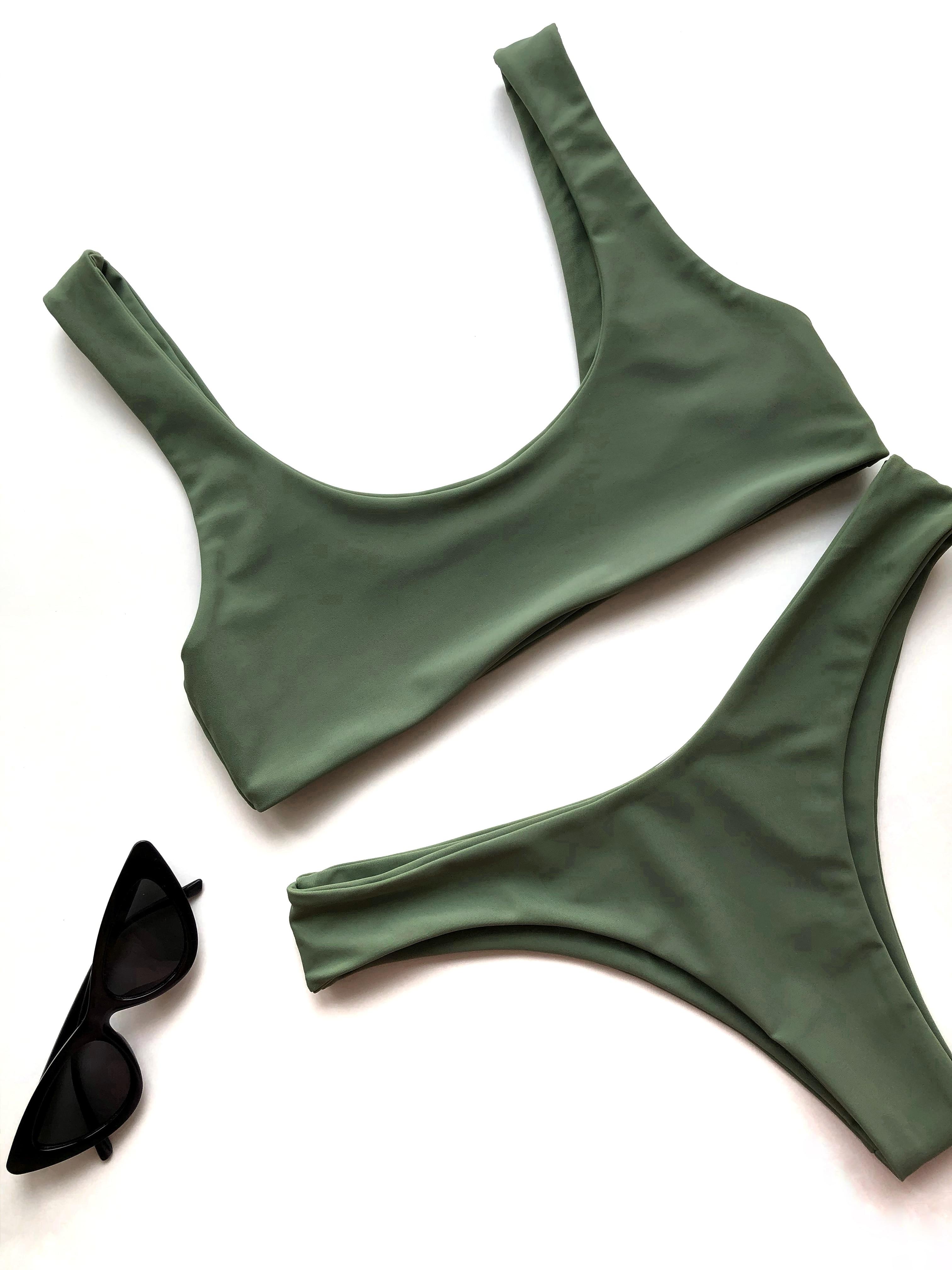 COSPOT 2019 Sexy Women Swimsuit Brazilian Bikinis Women  Swimwear Biquini Bikini Set Maillot De Bain Bathing Suit