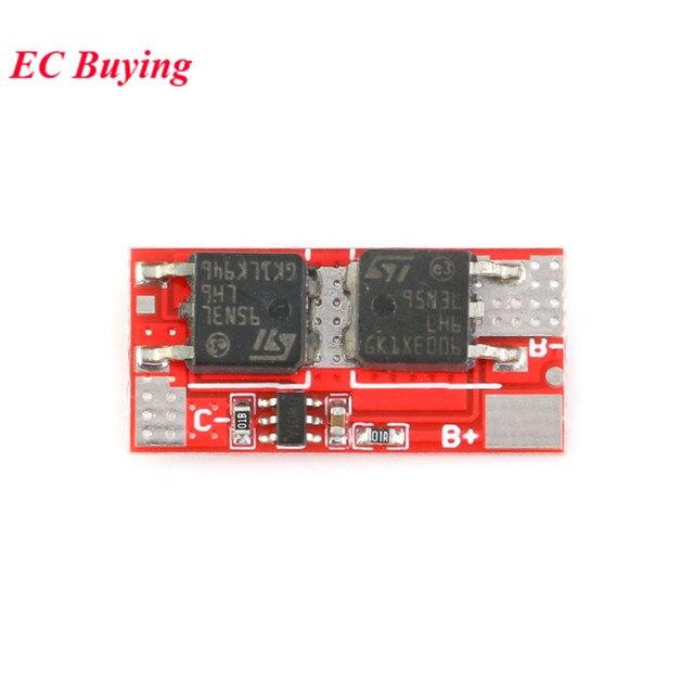 BMS 1S 2S 10A 3S 4S 5S 20A 25A 18650 Li Ion Lipo Lithium Batterie Schutz schaltung Lade Board Modul PCB PCM Lipo Zelle PCB|Integrierte Schaltkreise|   -