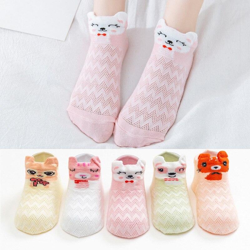Летние детские носки для малышей из гофрированного Вязание процесс детская одежда с принтами животных; Детская одежда для новорожденных де...