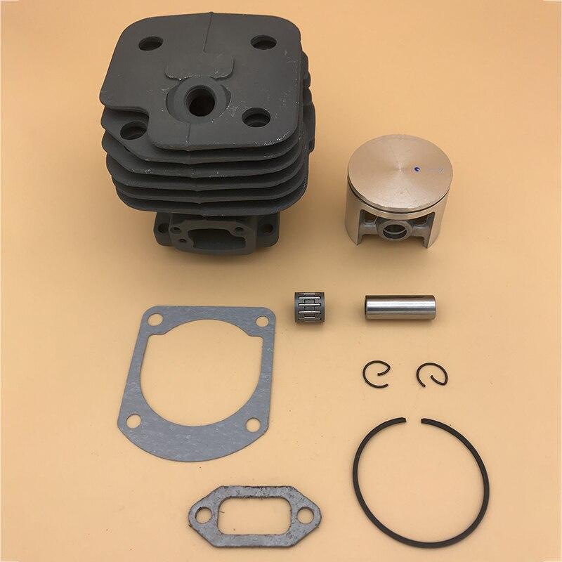 Tools : HUNDURE 48mm 50mm 52MM Cylinder Piston Set For HUSQVARNA 61 268 272 272K 272XP Gasoline Chainsaw Engine Motor Parts 503758172