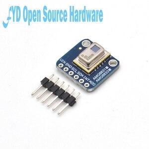 Image 1 - AMG8833 ir 8 × 8サーマルイメージャアレイ温度センサーのためのラズベリーパイ