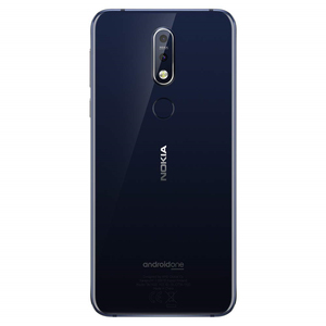 "Image 4 - Nokia 7.1 küresel sürüm cep telefonu NFC 5.84 ""Snapdragon 636 Octa çekirdek 4GB RAM 64GB ROM parmak izi NFC cep telefonu"