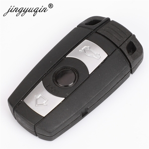 Image 3 - Jingyuqin רכב מרחוק חכם מפתח 315Mhz /433/ 868MHz עבור BMW 1/3/5/7 סדרה CAS3 X5 X6 Z4 רכב Keyless בקרת משדר שבב