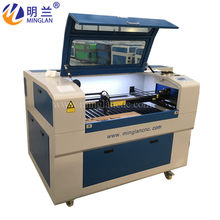 Bureau 4060 6040 9060 1290 1390 1610 1612 1325 Graveur Laser Machine avec Co2 60w 80w 100w(China)