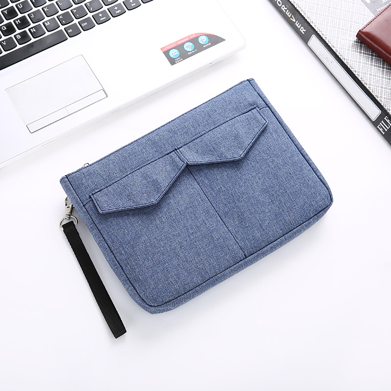 Autumn And Winter 2019 New Computer  Men's And Women's General Business Briefcase Portable Storage Waterproof  Mens Bags