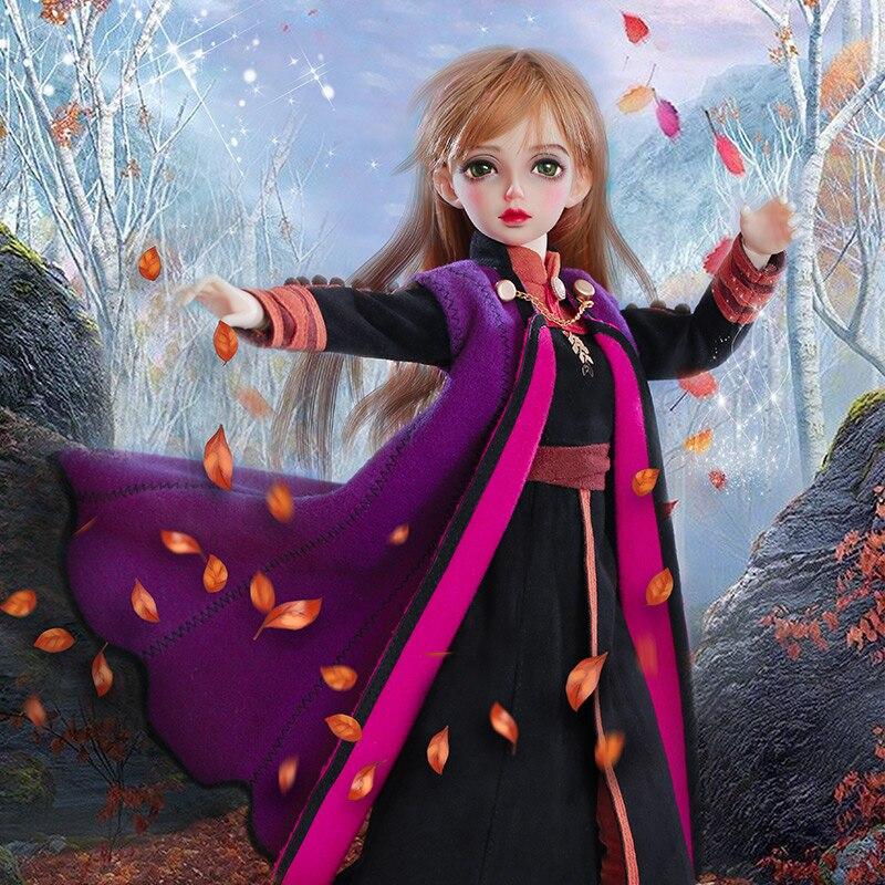 New Arrival BJD Doll Minifee Rens 1/4 Heroine Swordswoman Empress Of Sword Flexible Figure Female Toy For Girl Fairyland FL