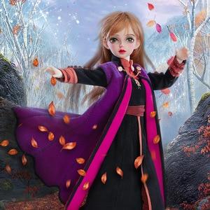 New Arrival Doll BJD Minifee Rens 1/4 Heroine Swordswoman Empress of Sword Flexible Figure Female Toy For Girl Fairyland FL
