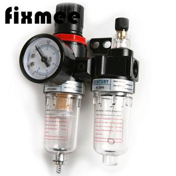 AFC2000 oleju Separator wody filtr Regulator ciśnienia powietrza sprężarka powietrza części narzędzi Separator wody i oleju Separator wody tanie i dobre opinie fixmee Części narzędzi ręcznych CN (pochodzenie)