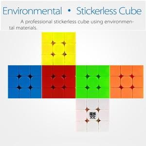 Image 4 - Moyu Weilong GTS 3 M 3x3x3 Magic Cube Magnetic O GTS2 GTS2M di Plastica Puzzle Cubo di Velocità v2 V3 Weilong GTS3M