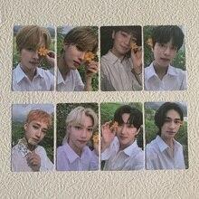 KPOP STRAY KIDS NOEASY limited smallcard randomcard LOMOcard SKZ postcard Fan favorites New Korea Group Thank You Card