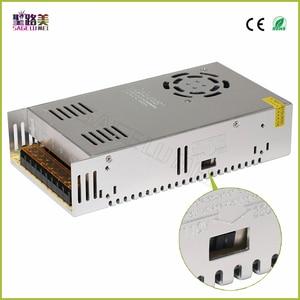 Image 2 - Freies verschiffen 5V 60A ausgang 300W Schalt Netzteil Treiber LED Adapter CCTV US4,DC5V 2812B 2801 8806 Beleuchtung Transformatoren