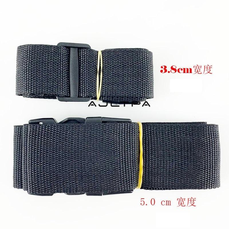50Pcs 3.8/5cm Width Portable Electric Power Tool Bag Waist Strap Belt Electric Drill Screwdriver Waistband