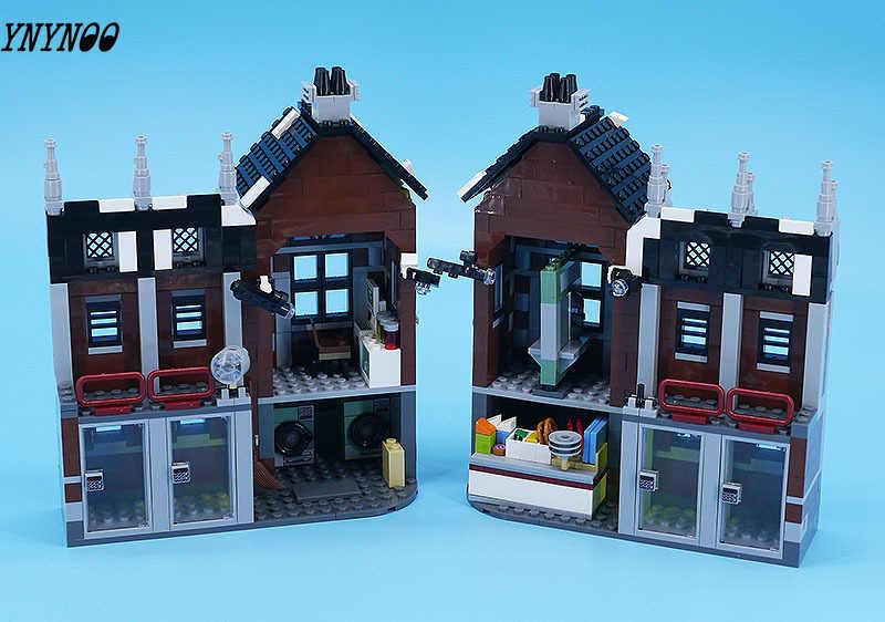 10741 совместимые с Legoinglys Marvel, Бэтмен, комиксы, Аркхэм, супергерои, строительные блоки, кирпичные игрушки, детские подарки в город