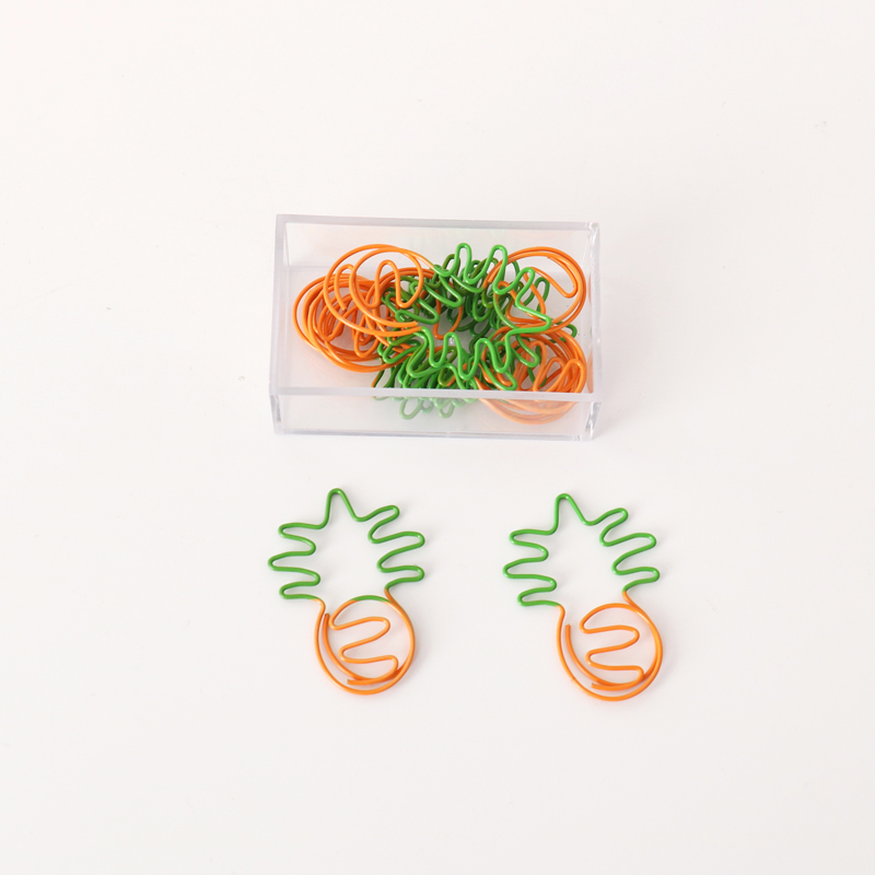 Festively Fun Paperclips (Pineapples, Avocados, Cacti, Lightbulbs & Ice cream) 5