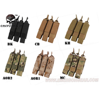 emersongear Emerson Modular Triple MP7 Mag Pouch Tactical Pouch Magazine Holder Wargame CS Accessory Molle Mag Pouch