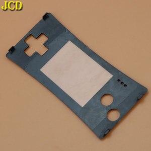 Image 5 - JCD 1 pièces couvercle de la façade avant coque de remplacement pour GameBoy Micro pour GBM boîtier avant pièce de réparation du boîtier