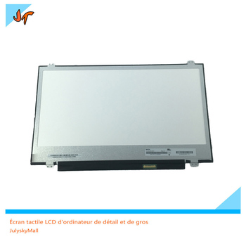 For Huawei Honor Book VLR-W09 VLR-W19 14-inch Notebook LCD Display Narrow Edge Display Screen 1920 * 1080 Resolution IPS