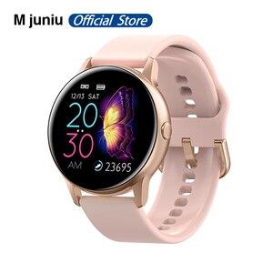 Dt88 Bluetooth умные часы водонепроницаемые Ip68 носимые устройства монитор сердечного ритма спортивные Смарт-часы для Android Ios длительное время ожи...