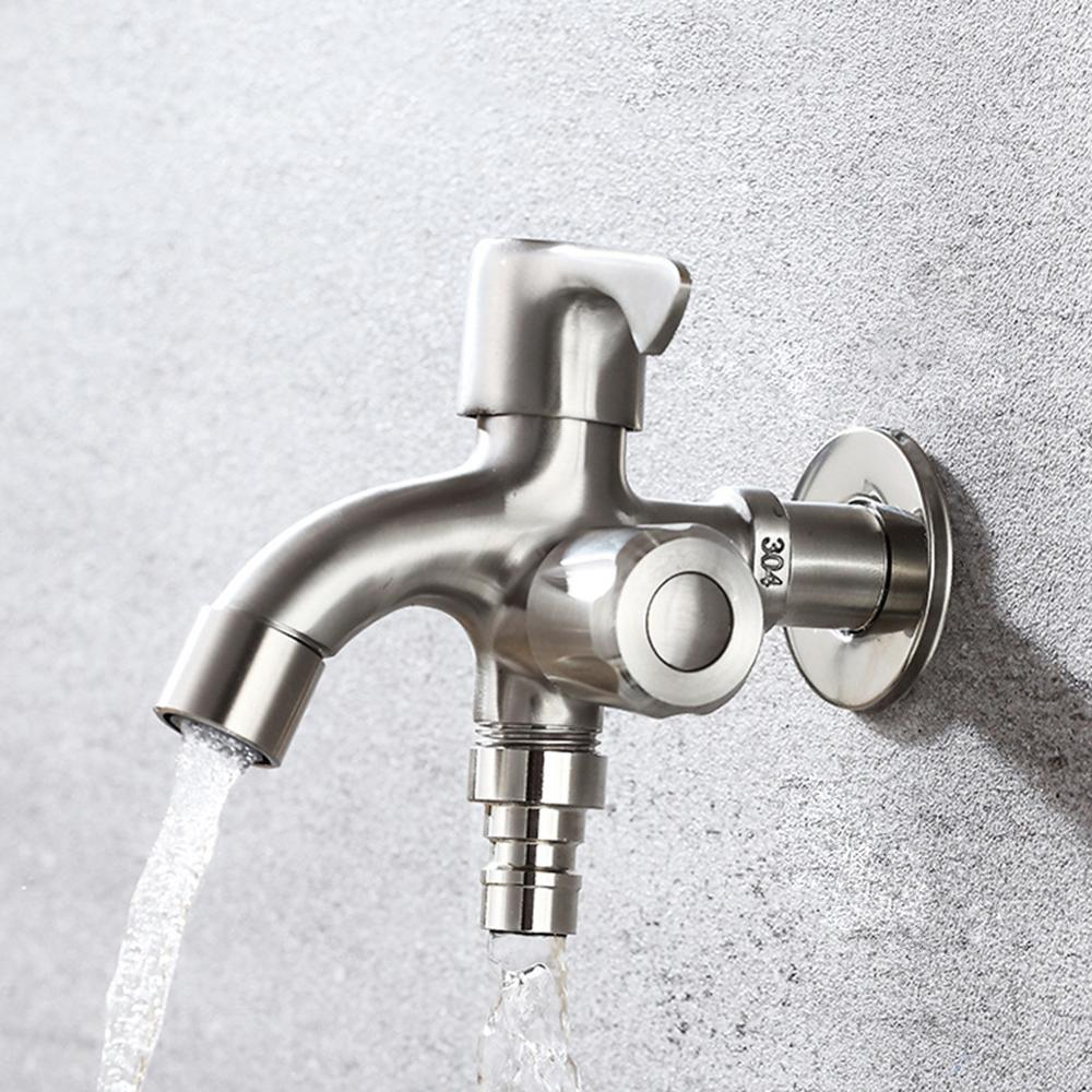 Washing Machine Faucet With Quality Stainless Home Washing Machine Tap And Garden Bibcock For Fashion Home Bibcocks