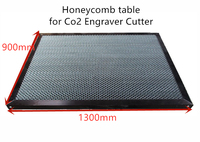 1300*900mm aluminium waben tisch waben plattform laser maschine teile
