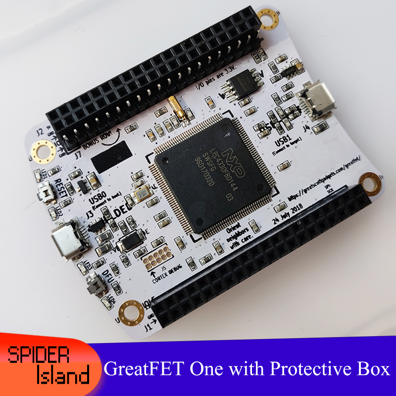 GreatFET A New General-purpose Hardware Interface For Debugging, Troubleshooting, And Connecting To External Devices Tool