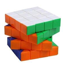 Vierkante Magische Kubus Puzzel 4 4 4 Oneindige Hand Snelheid Speelgoed Educatief Antistress Mini Twist Kubus Nieuwe Cubo Magico Puzzler EE50MF