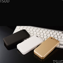 4200mah external portable charger case for iphone 5 5s se moblie wireless charging cover luxury 2 in 1