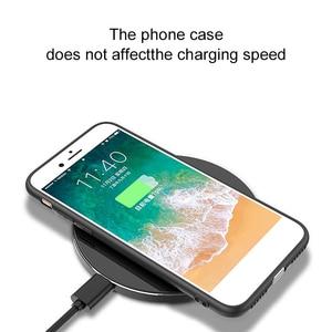 Image 3 - ユニバーサルチーワイヤレス充電アダプタレシーバーパッドコイルiphone 6 6sプラスxiaomi huawei社タイプcマイクロusbワイヤレス充電器