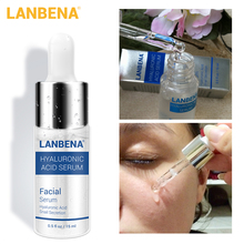 LANBENA Face Serum Hyaluronic Acid Moisturizing Essence Liquid (Anti-Aging Whitening Blemish Anti-Acne Lifting firming