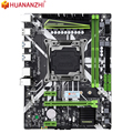 HUANANZHI X99 8M X99 материнская плата x99C612 чип Intel XEON E5 X99 LGA2011-3 все серии DDR4 RECC NON-ECC память NVME USB3.0 ATX