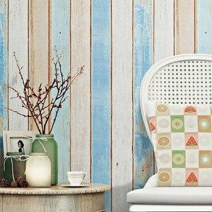 Водонепроницаемый самоклеющиеся обои виниловая контактная бумага дерево wallpap для спальни наклейка на шкаф мебель для дома