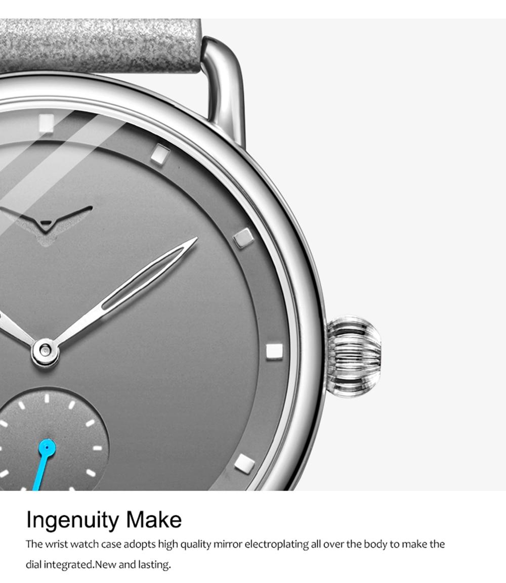 Hebf91b4ee0104e9a93954a2114291a41u ONOLA top brand leather men watches clock fashion sport simple casual waterproof Wrist watch men relogio masculino