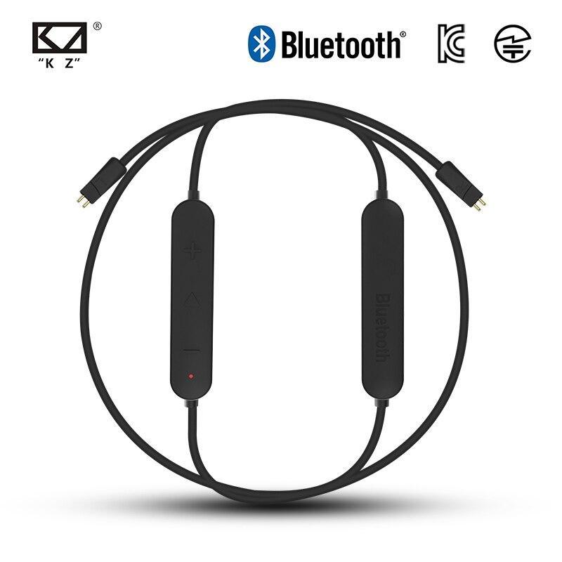 KZ ZSN Bluetooth 4,2 беспроводные наушники, модуль Bluetooth, кабель с поддержкой AptX для ZS10 Pro/ZSN Pro/AS16/AS10/AS06/BA10/ZST/ZS6/AS12