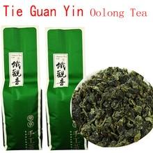Китайский чай Tieguanyin Улун Tie Guan Yin, натуральный органический зеленый чай для похудения, забота о здоровье