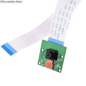 5MP Камера CSI модуль веб-камеры 1080P + 15 см кабель для Raspberry Pi 3 Model B +/3/2/B + 5MP Высокое пикселей Поддержка 1080P