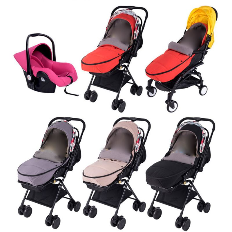 Baby Sleeping Bag Stroller Footmuff Envelope Infant Cart Foot Warmer Sleepsack
