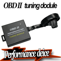 Auto OBD2 OBDII Performance Chip OBD 2 Car Tuning Module for all Cars Increase Horse Power and Torque Save Fuel