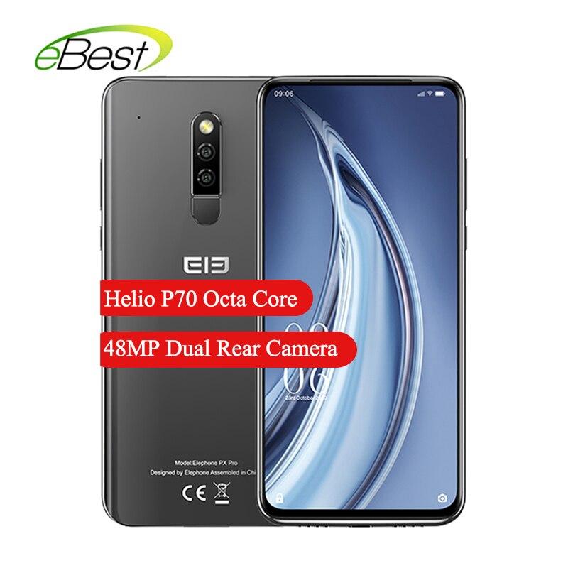 Смартфон PX Pro 4G 128G, Восьмиядерный процессор Helio P70, тыловая камера 48 МП, экран 6,53 дюйма FHD +, 3300 мАч, nfc, Беспроводная зарядка Смартфоны и мобильные телефоны      АлиЭкспресс