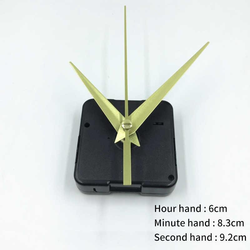 5 ensembles en option Quartz horloge mouvement mécanisme partie bricolage Kit de réparation pointeur lumineux montre à assembler soi-même horloge mouvement remplacement