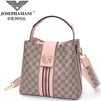 women High quality shoulder bag High-end josephamani brand messenger bag New handbag fashion bolsa feminina free shipping