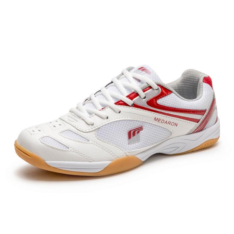 Men Women Badminton Shoes Volleyball TableTennis Anti-Slippery Training Professional Sneakers Sport Badminton Shoes Plus Size 45
