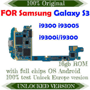 Samsung Android-System Unlock Galaxy Original for S3 I9300i/i9301i with Logic-Board Europe-Version