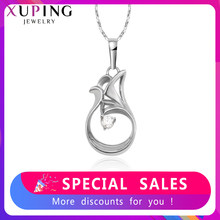 Xuping Fashion Pendant Wild Style New Arrival High Quality Jewelry Charm Design Pendants Christmas S2.3/ S34.3-31520(China)