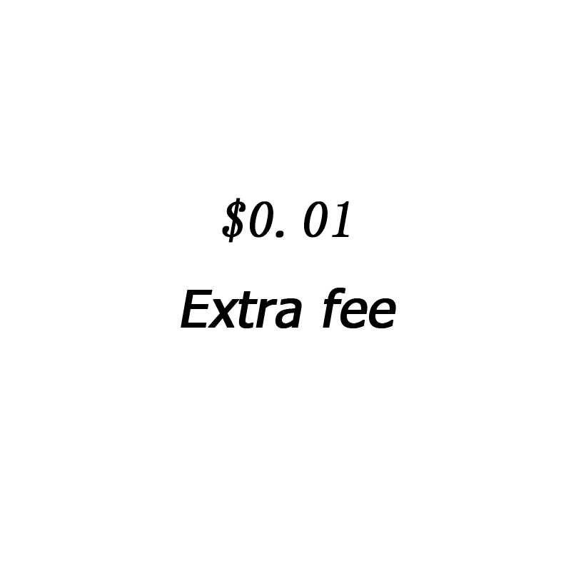 Lien spécial 0.01 USD pour frais supplémentaires