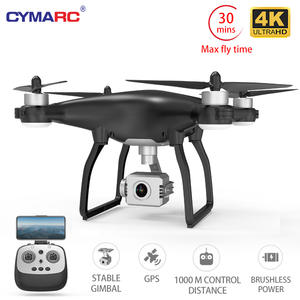RC Drone Camera Gimbal-Stabilizer Flight Profissional Wifi Brushless Motor 5G X35 30-Minutes